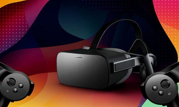 A la découverte de la réalité virtuelle avec Oculus Rift