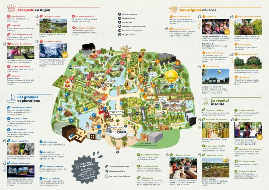 Plan de Terra Botanica 2018