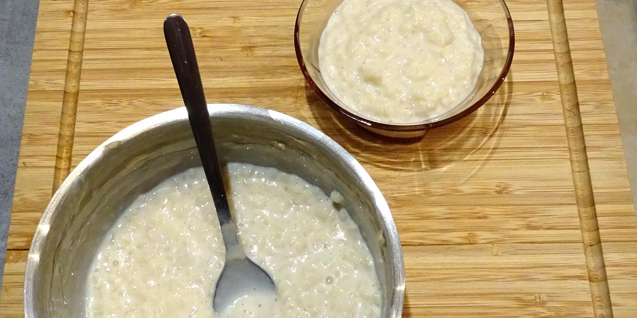 Recette de riz au lait goût noisette : Surprenez vos proches avec une astuce toute simple !