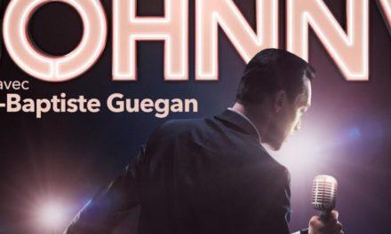 Avis concert : La Voix de Johnny par Jean-Baptiste Guégan