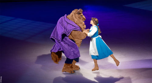 Disney sur Glace : La Belle et le Bête